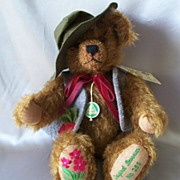 Limited Edition Hermann Mohair Bear