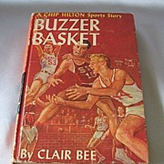 A Chip Hilton Sports Story Buzzer Basket