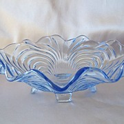 Cambridge Elegant Blue Caprice Bowl