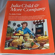 Julia Child & More Company Cookbook