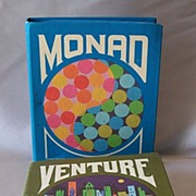 Two 3M Gamette  Venture And Monad Games