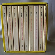 Laura Ingalls Wilders Little House Books Set