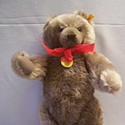 Steiff Teddy Bear 02002/41 Made In Austria