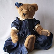 Retired Plush Brown  Boyds Bear