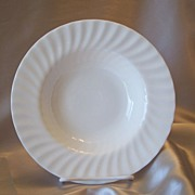 Royal Doulton Cascade Rimmed Soup Bowl