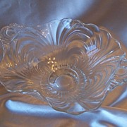 Cambridge Crystal Caprice  Footed Bowl