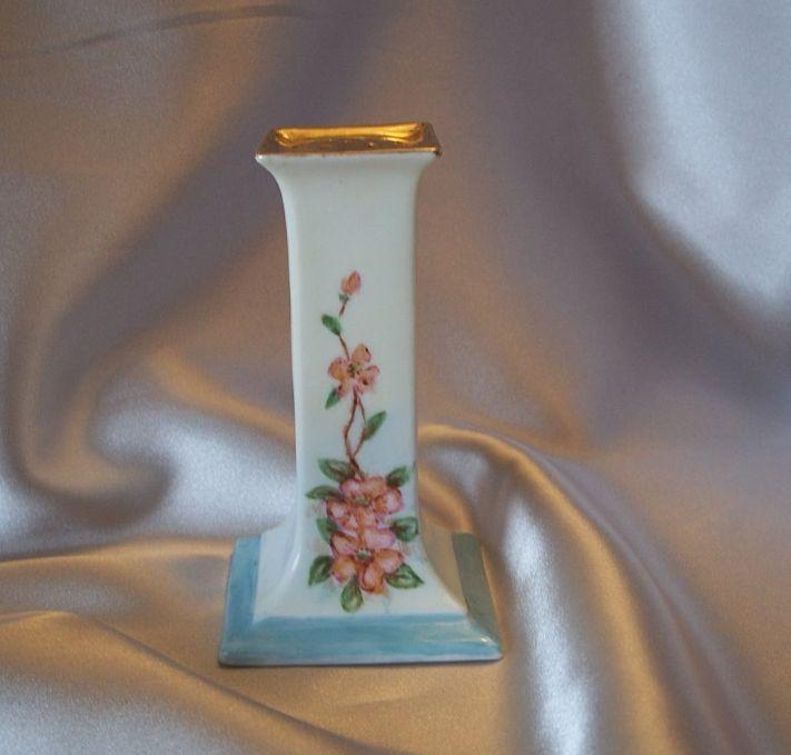 Hat Pin Holder Germany Porcelain Hat Pin Holder