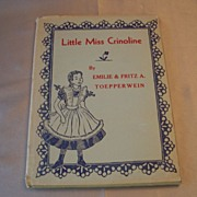 Little Miss Crinoline By Fritz Toepperwein