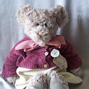 Nancy D. Bearington Boyds Mohair Bear