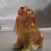Royal Copley Ceramic Dog Figurine