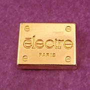 Electre Paris Pin