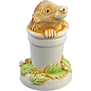 Harmony Kingdom Pot Sticker Hedgehog Mini Box Figurine