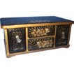 Antique Miniature Japanese Chest/Box, CA.1900