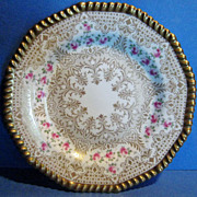 Set of 12 antique Wedgwood Cabinet Plates, 1878-1910 Mark