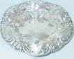 Whiting Small Sterling Silver Bon Bon Bowl 6507