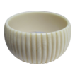 ART DECO Celluloid carved French Ivory Bangle