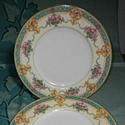 Royal Worcester Melba Dinner Plate Made in England