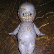 Rosie O'Neill Composition KEWPIE Doll Dated 1913 To Restore