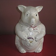 Vintage McCoy Bear Cookie Jar