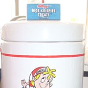 SALE SALE Kelloggs Rice Krispies Treats cookie jar