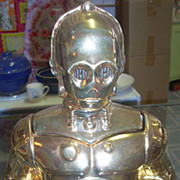 SALE SALE Amazing vintage Star Wars C3PO Cookie jar
