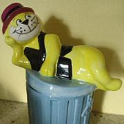 Happy James  Hanna Barbara Top Cat Cookie Jar
