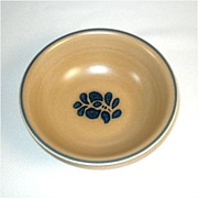 Pfaltzgraff Folk Art Coupe Cereal Bowl, 6 Available