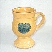 Pfaltzgraff American Footed Pedestal Coffee Mug, 3 Available