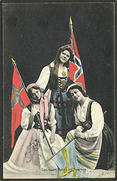 &quot;Scandinavia&quot;  (1908)