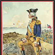 """Washington at Yorktown""  (1930')"