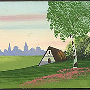 &quot;Scenery&quot; (1950')