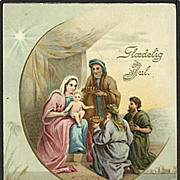 &quot;Nativity&quot;  (1920')