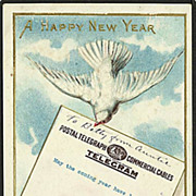 &quot;A Happy New Year&quot;  (1910)