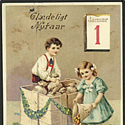 &quot;Happy New Year&quot; (1911)