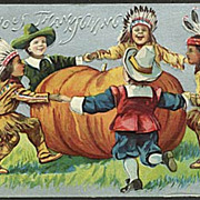 """A Joy Thankgiving""  (1909)"