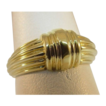 14 Karat Yellow Gold Twist Ring