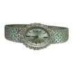 14 Karat White Gold Ladies Nastrix Diamond Watch