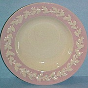 "RARE Metlox Pottery Pink ROYAL OAK 6-1/4"" Berry Fruit Bowl"