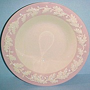"RARE Metlox Pottery Pink ROYAL OAK 9-3/4"" Vegetable Serving Bowl"