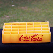 Plastic Coca Cola Bottle Crate Toy for Spanish Market