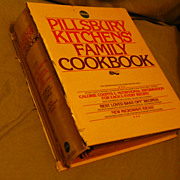 SALE Pillsbury Kitchen's Family Cookbook 1979 with New McCalls 1973