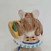 SALE Beswick Beatrix Potter BP3b Appley Dapply Figurine 1974 - 1985