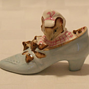 SALE Beswick Beatrix Potter BP3b The Old Woman Who Lives In A Shoe 1974 - 1985