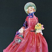 SALE RARE Royal Doulton Honey HN1963 Figurine