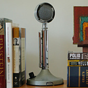Astatic Co. D-104 Microphone