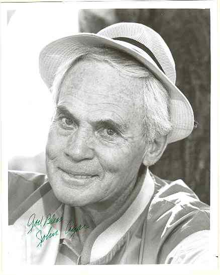 John Agar Wallpapers Home John Agar John Agar Autograph On A X B Glossy Photo