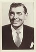Clark Gable Vintage Photo. 1950s. 5 x 7
