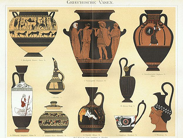 What Are Vase Shapes? | eHow.com