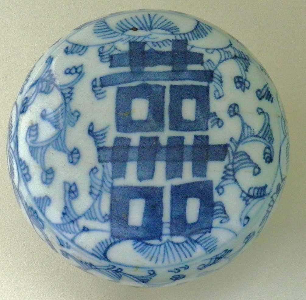 China box Qing Dynasty