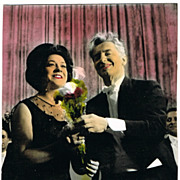 Herbert von Karajan: 3 early Photographs